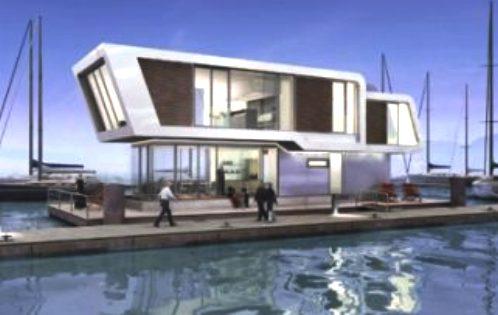 Flood Earthquake And Tsunami Resistant Housing